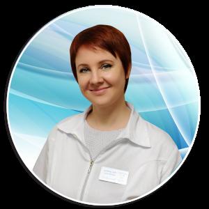 ילנה - מנהלת מרפאת השיניים דר מירו במוצקין